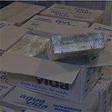 douane medewerker opgepakt cocaine