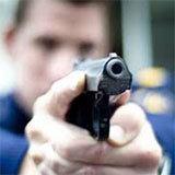 schietende agent politie