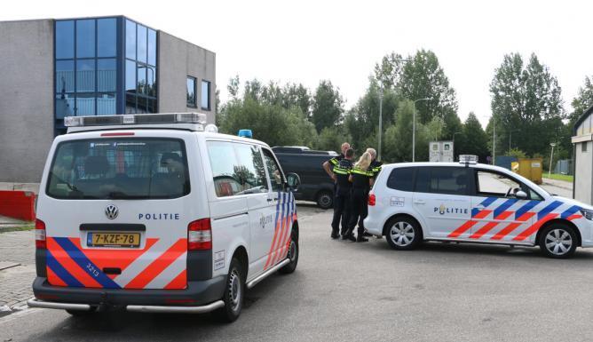 Zoetermeer_Politie_Bajes
