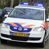 ?politieauto-voor