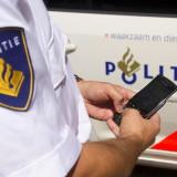 Politie telefoon app persoonsgegevens