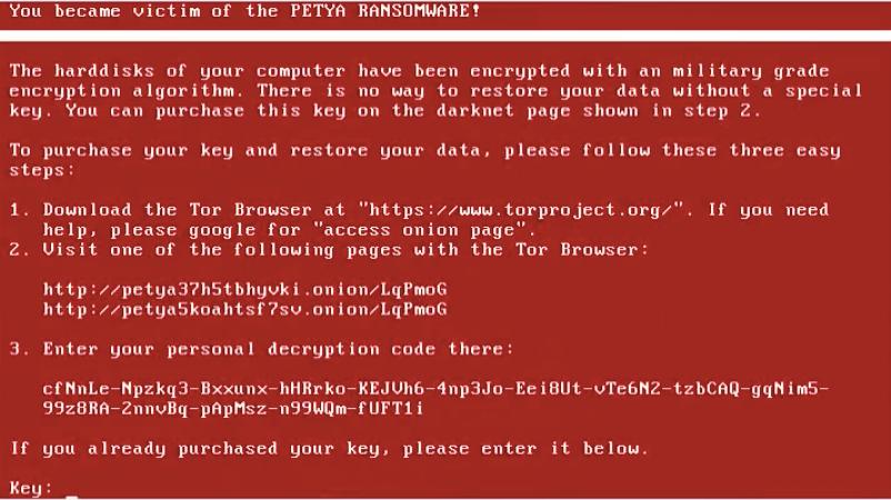 ransomware-waarschuwing