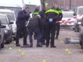 Explosief ontploft onder auto Eindhoven