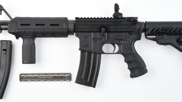 20 maanden cel voor wapens en kilo coke in A'dam-West