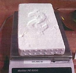 Cocaïne aan boord vliegtuigje Suriname