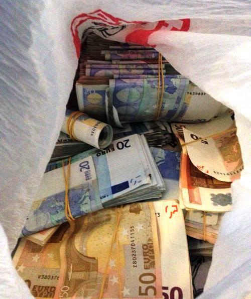 6,7 miljard euro aan verdachte transacties