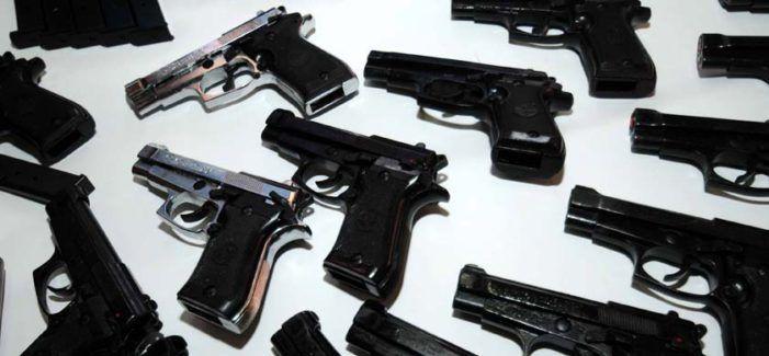 Man aangehouden met vuurwapen na vechtpartij