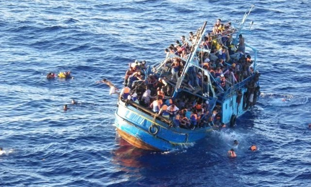 Vluchtelingenhandel vanuit Griekenland en Turkije
