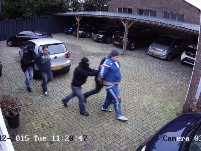'No Surrender-kopstuk op beelden ontvoering'
