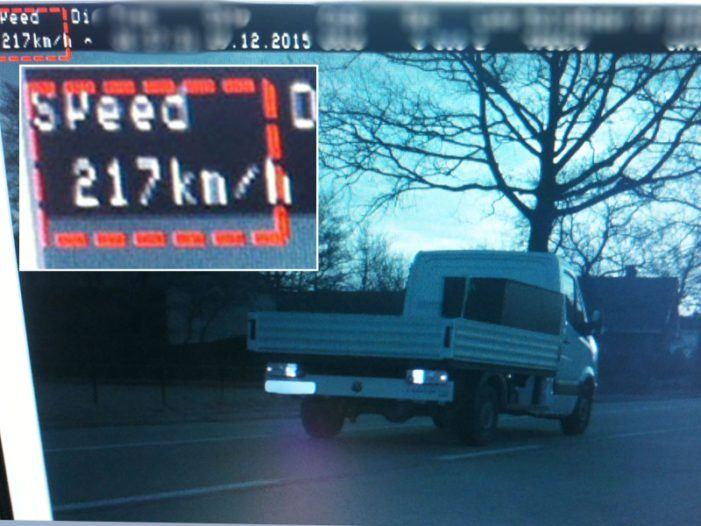 Politie: snelheidscontroles deugen wel