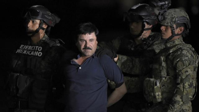 Chapo gepakt na interview met acteur Sean Penn