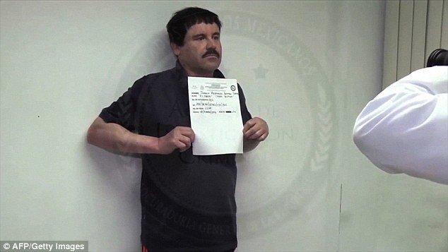 Nieuwe beelden van El Chapo