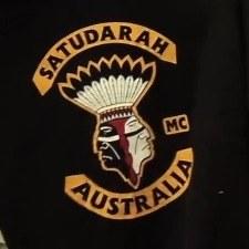 Chapter Satudarah in Sydney opgerold