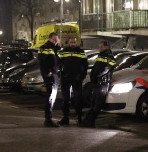 Dode Rotterdam bekende van de politie