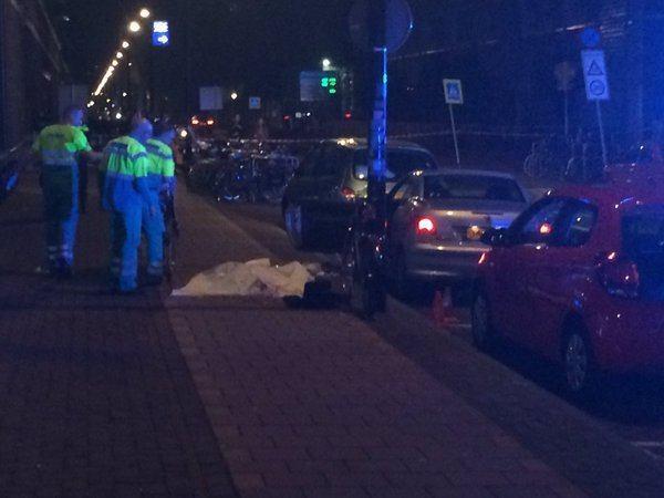 Man doodgeschoten bij Panama Amsterdam