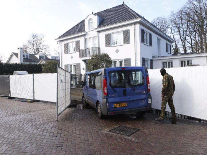Inval politie in Eindhovense villa (UPDATE)