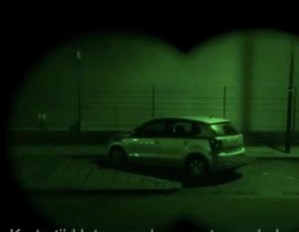 Arrestatie snelkrakers gefilmd (VIDEO)