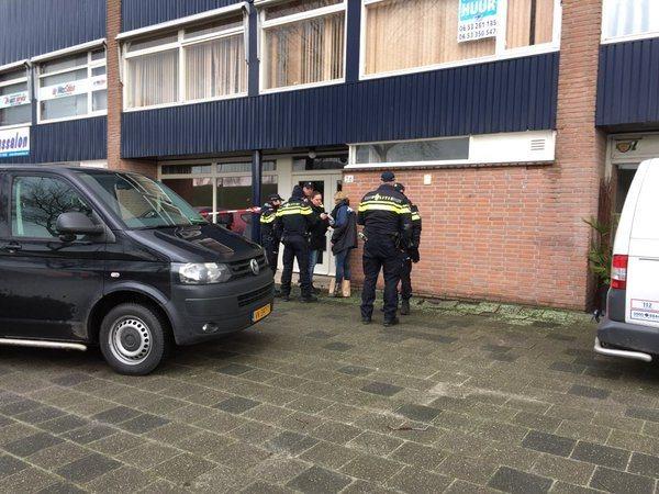 Actie tegen No Surrender in Vlaardingen (UPDATE)