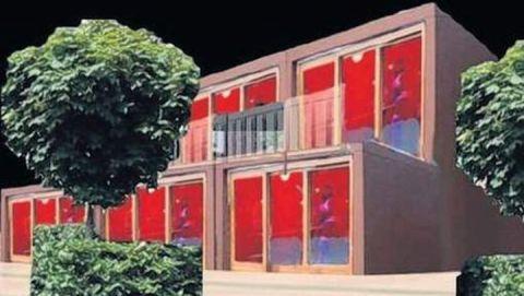 Hoeveel ramen komen er op Zandpad in Utrecht?