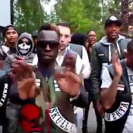 MC'ers  Alcatraz Wanted opgepakt (VIDEO)