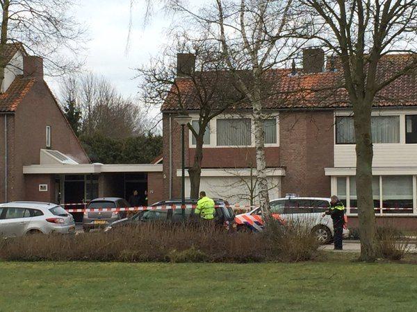 Vrouw gedood in Kaatsheuvel