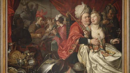 Vier schilderijen Westfries museum terecht