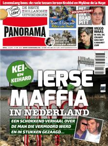Ierse maffia in Nederland