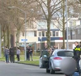 Gewonden na schietpartij Lelystad (VIDEO)