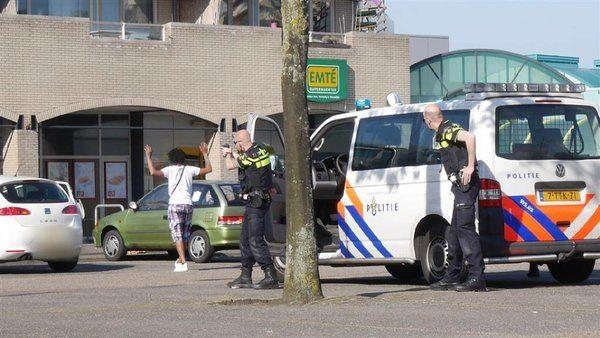 Aanhouding-Breda