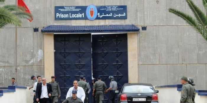 Zorg voor zieke gedetineerde in Marokko