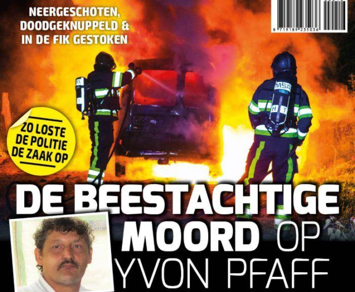 Het motief en de moord op Pfaff