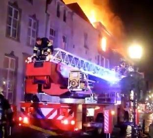 Geen vervolging theatereigenaar om brand (VIDEO)