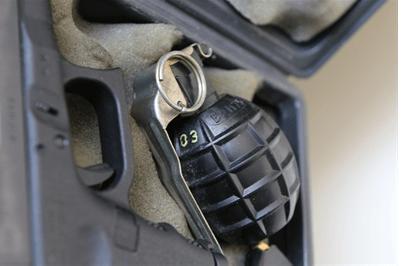 Lagere straf in zaak Loosdrechtse wapenvoorraad