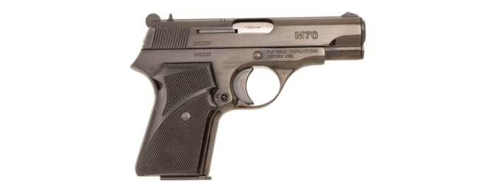 Gedetineerde op transport met vuurwapen