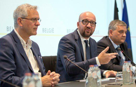 Maatregelen na machete-aanval België (UPDATE)