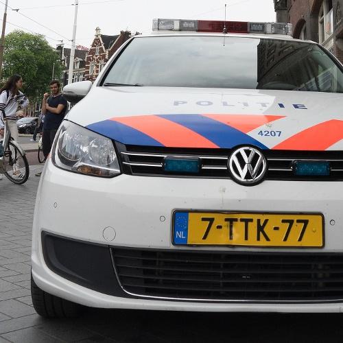Gewonde na schietpartij in Amsterdam (UPDATE)