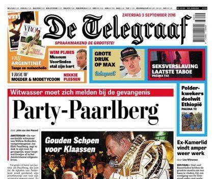 Knoops: 'Paarlberg-verhaal is onjuist' (UPDATE)