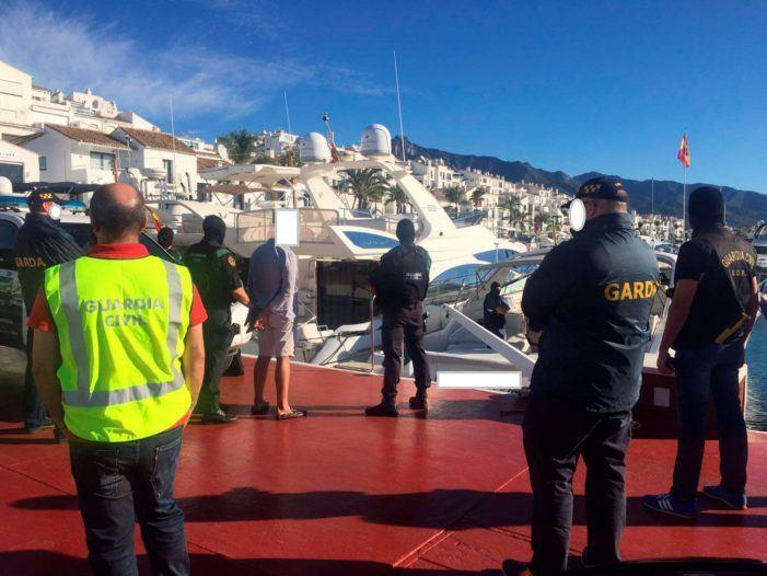Spanje en Ierland in actie tegen costa-criminelen (VIDEO)