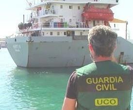 19,6 ton hasj op Middellandse Zee gepakt