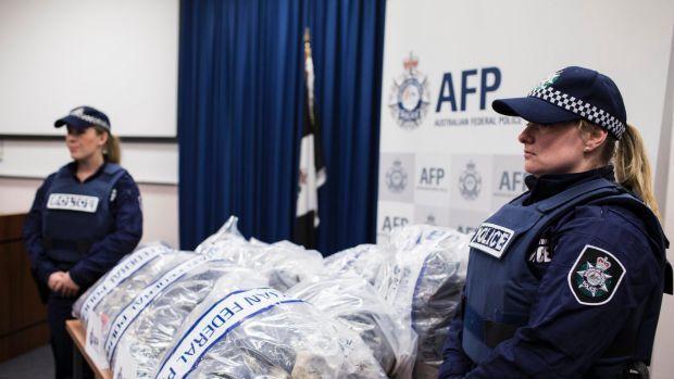 1,2 ton MDMA gevonden in Australië