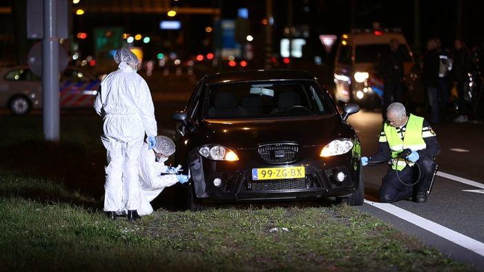 Moordenaars Djordy crashten in Hoofddorp