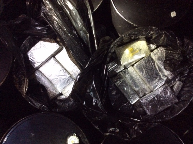 Rotterdamse douane pakt 200 kilo coke