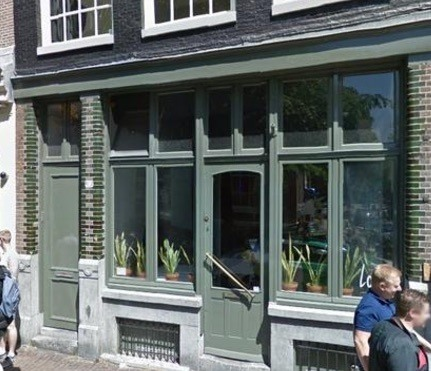 Restaurant in Amsterdam beschoten (UPDATE)