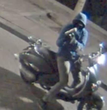 Politie geeft beelden schutter coffeeshop vrij (VIDEO)