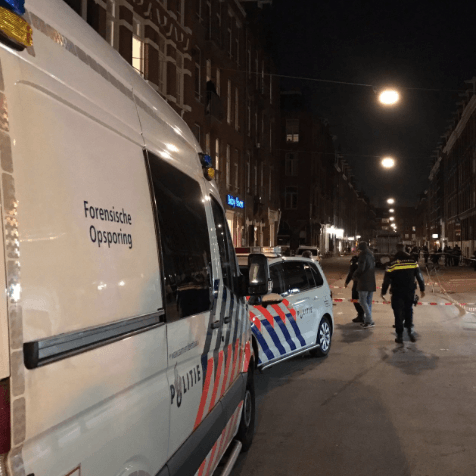 Slachtoffer Ten Katestraat was toevallige passant