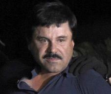Getuigen tegen El Chapo blijven geheim