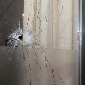 Zeker 6 schoten op woning Hengelo