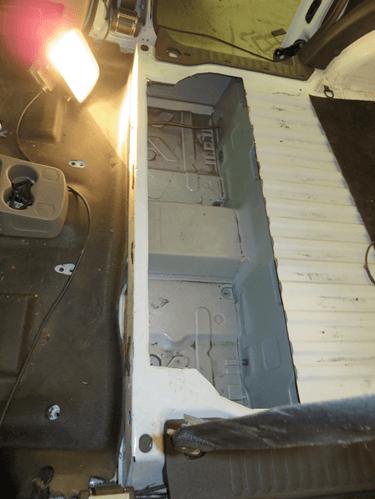 Politie-actie tegen verborgen ruimtes in auto's