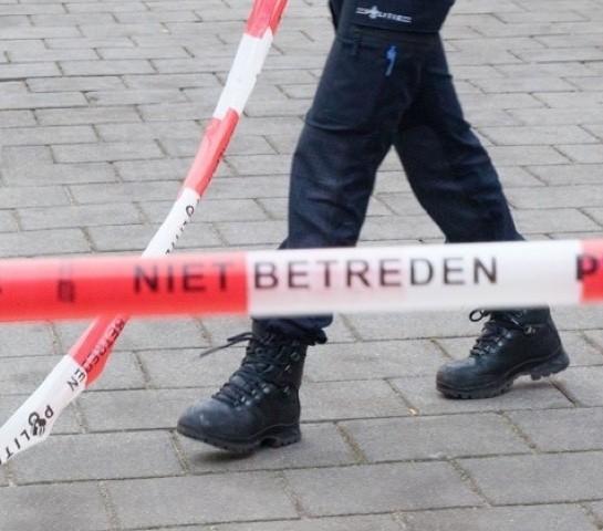 Handgranaten gevonden op markt in Almere (UPDATE)