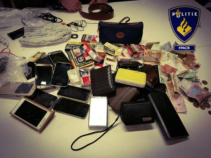 Roemeen krijgt acht maanden voor telefoons in wielrenbroek